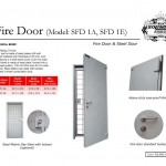 SOLINGEN FIRE DOOR