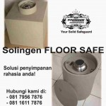 SOLINGEN FLOOR SAFE