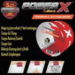 Fireblock PowerX