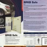 SOLINGEN BPKB SAFES