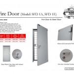 SOLINGEN FIRE DOOR